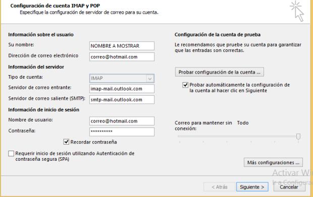 Correo IMAP 1